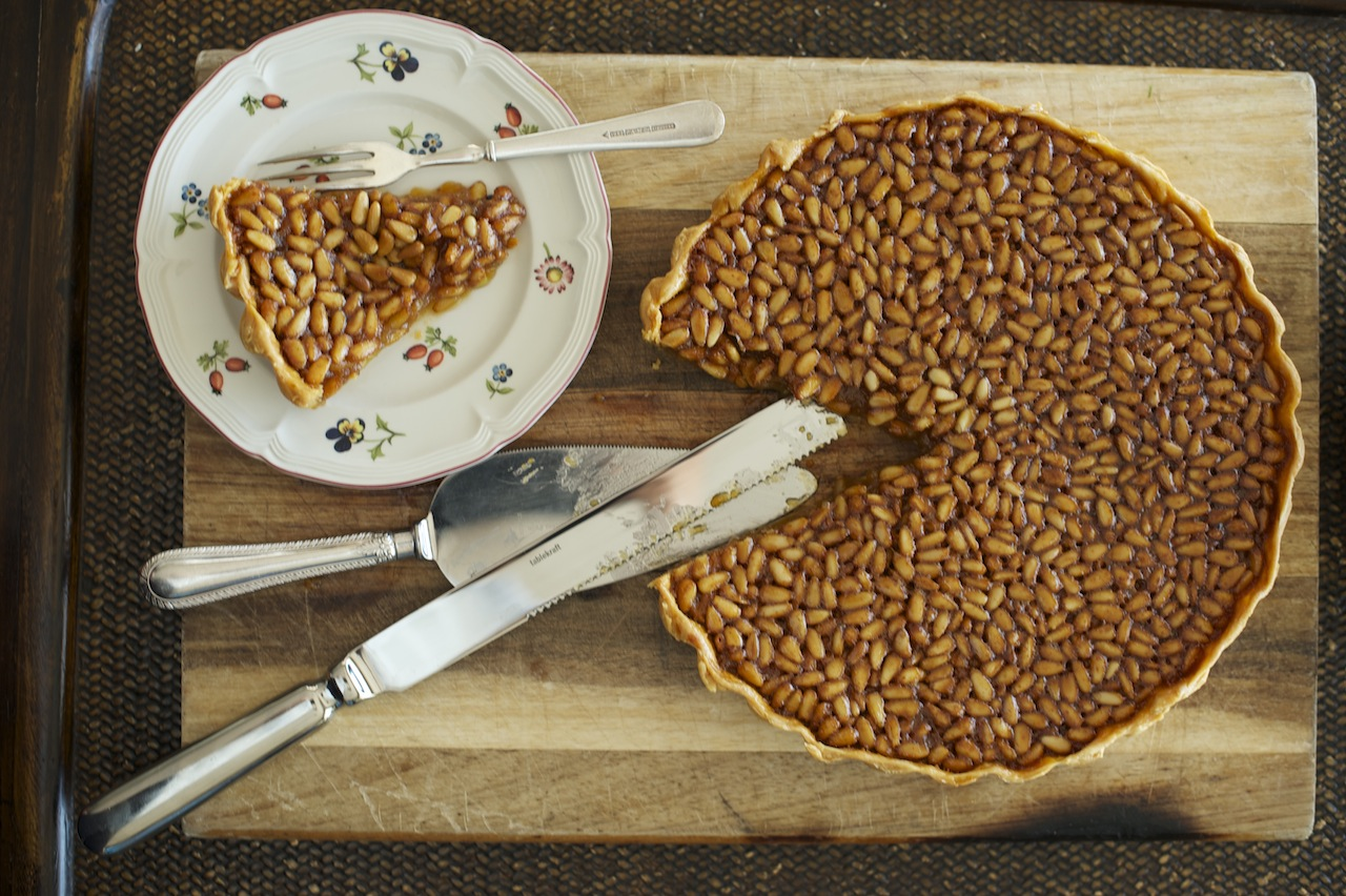 honey and pine nut tart honey and pine nut tart honey pine nut tart a ...