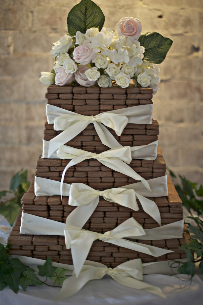 Tim Tam Chocolate Cake